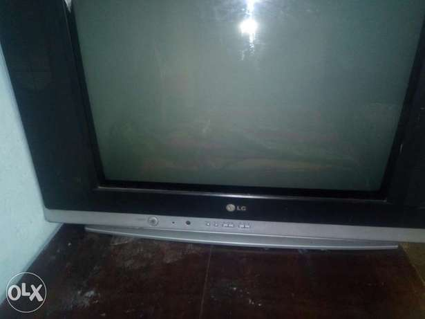 "Analogue LG TV 21"" used Changamwe - image 2"