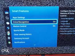 Clean guaranteed UK used 4k UHD television