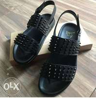 original fresh black louboutin wear for men