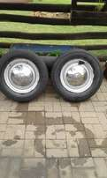 beetle rim and tyres