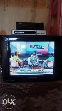 14inch screen TV n star time decorder free to air Gilgil - image 1