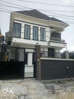 New 4bedroom detached duplex with bq at Thomas Estate Ajah Lekki Lagos