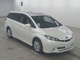 Toyota Wish new model Valvematic