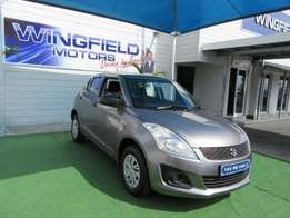 2016 Suzuki Swift 1.2 GA