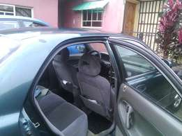 Mazda 626, Ac chilling, papers renewed already. SRS airbag. Keycard