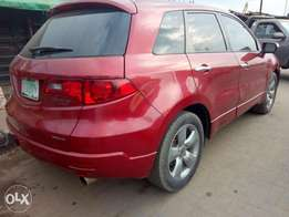 Super clean 2007 Acura RDX full option for sale