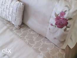 Luxurious bedlinen sets by Dunelm