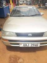 A cheap toyota corolla kikumi UAJ 294G for sale at 7.9m with new tyres