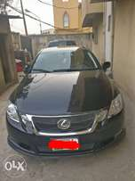 Few months REG 2008 Lexus GS 350