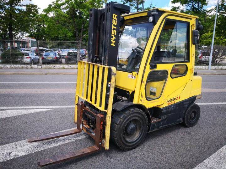 Hyster H2.5ft - 2012