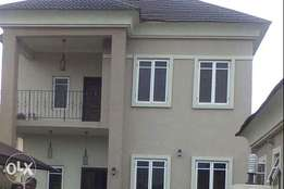 4Bedroom Duplex For Sale