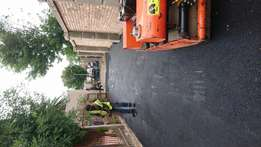 Fine Tar Surfacing from R70/m2
