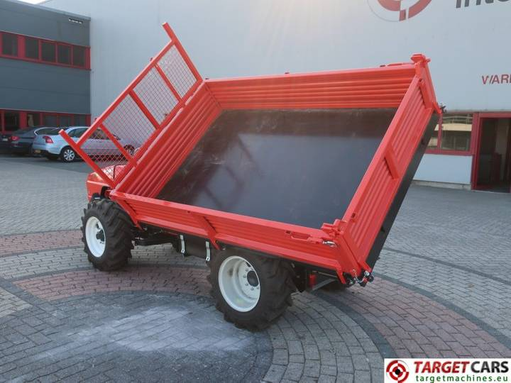 Goldoni Transcar 28RS Utility 4WD Tipper 3-Way Dumper NEW - image 21
