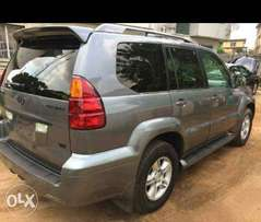2004 Lexus GX470 Tokunbo Located at Yaba