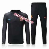 Imported barca complete track suit