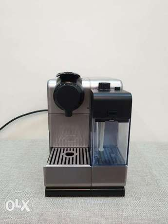 Nespresso Lattissima Touch Coffee Maker