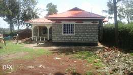 Three bedrooms house for sale at mountain view near maili nne Eldoret.