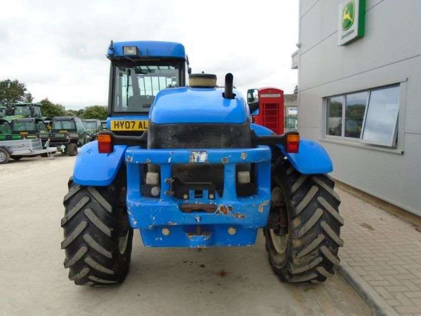 New Holland lm 435 - 2007 - image 4