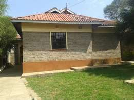 Beautiful quiet House Own Compound to Let near Rimpa Ongata Rongai
