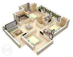 House design & plan at 6k,only