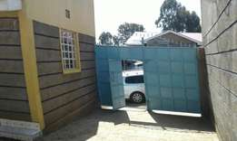 3bedroomed house for sale kiamunyi.