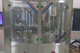 Bottle water production machine