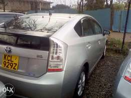 Toyota Prius, fully loaded, 2010 model.