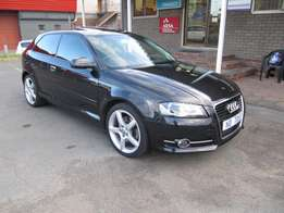 Lady Owned !!! 2011 Audi A3 2.0 TFSi S-Tronic 3 Dr