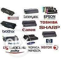 printer ink cartridges & toner cartridges