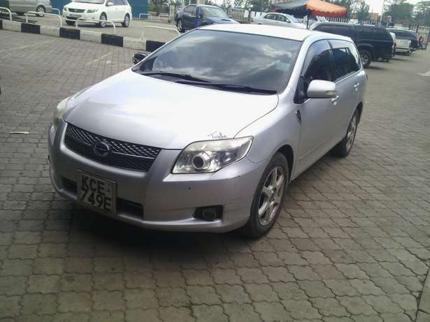Toyota fielder Section 58 - image 5