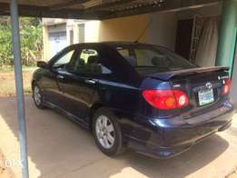 Corolla sport for sale