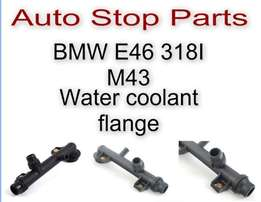 Bmw water coolant flange now in stock call us now