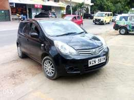 Nissan note kCN