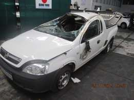 corsa utility stripping for parts