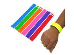 Security Wrist Bands Events and Swimming pools
