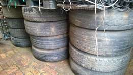 2nd Hand Truck Tyres for Sale