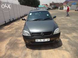Used car sale in Johannesburg ,Opel Corsa Gamma 1.4 Sport