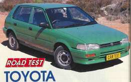 Toyota Conquest wanted