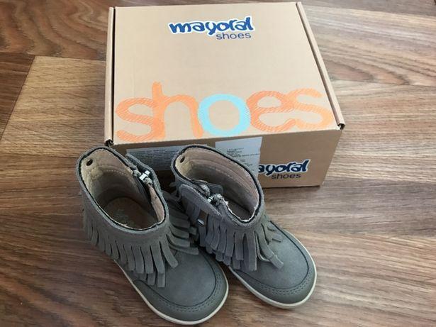 582ff0a34707 Осенние сапоги ботинки на девочку 21 размер Киев - изображение 2