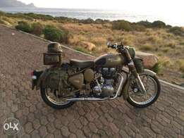 Selling Royal Enfield 500 - Desert storm