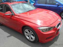 2012 Auto Bmw 3 Series 320i Luxury For R210000