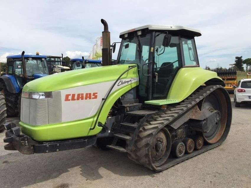 Claas Challenger 35 - 1998