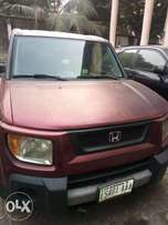 Very clean honda element for sale.