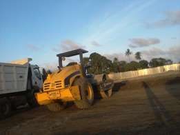 JCB vibromax 15tonnes compacting roller for sale