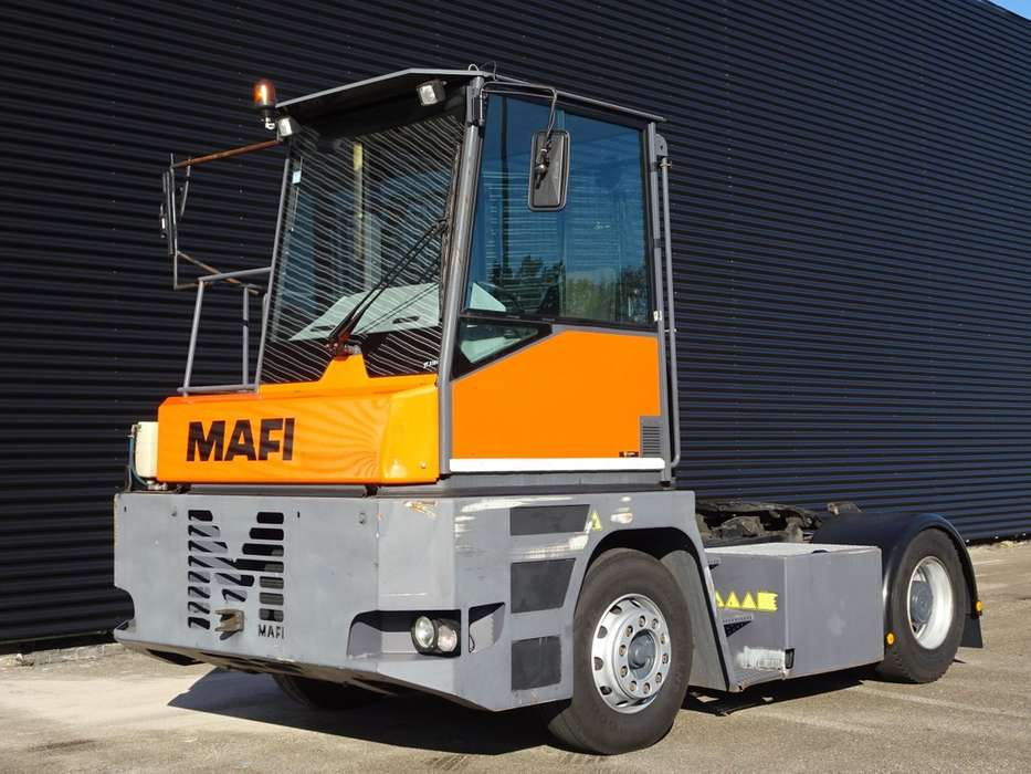 Mafi MT25YT / CUMMINS ENGINE / 11.000 HOURS!