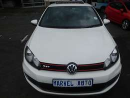2011 Volkswagen Golf 2.0 Tsi Gti Auto For R230000