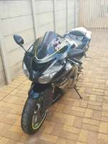 ZX10R swop for BUSA