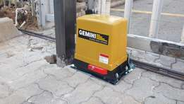 Gate motors supplier and installations