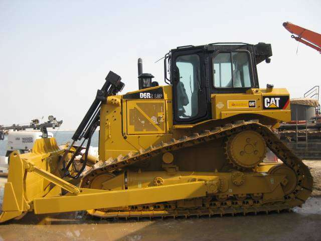 Caterpillar D6R LGP II - 2017