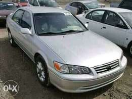 Clean Toyota Camry 2000 model for sale